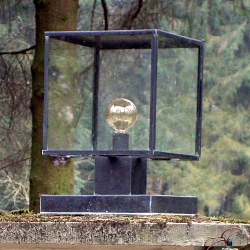 Authentage Landelijke terraslamp Vitrine Lantern VIT001407 | 8716803505445
