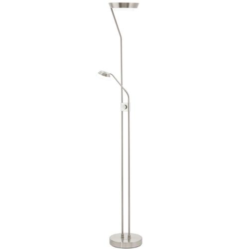Eglo Staande lamp met leeslamp Sarrione 93713 | 9002759937133