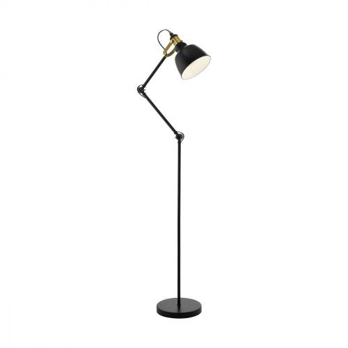Eglo Vloerlamp Thornford 49524   9002759495244