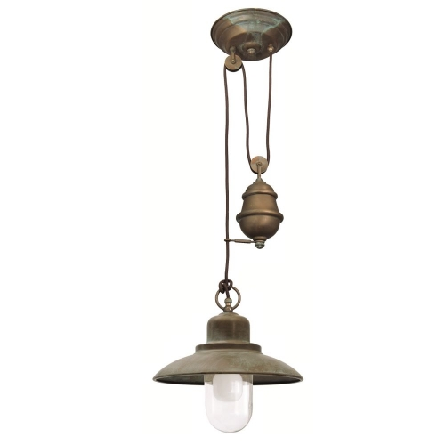 Franssen Stal lamp Landelijk Maritime Veranda 231354 | 8021035005756