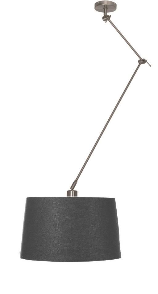 Hanglamp Flex Linnen Zwart      8718379005268