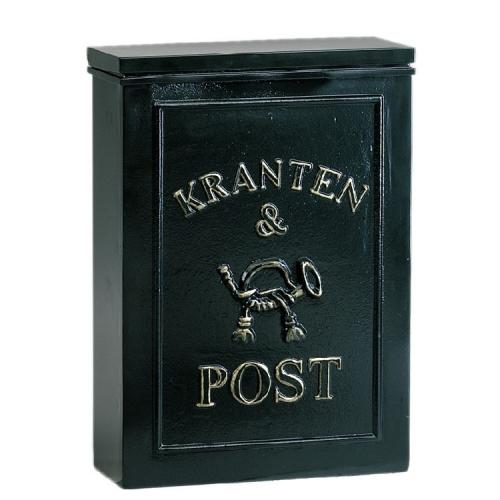KS Verlichting Brievenbus Postbox B9D muurbus 5253 | 8714732525305