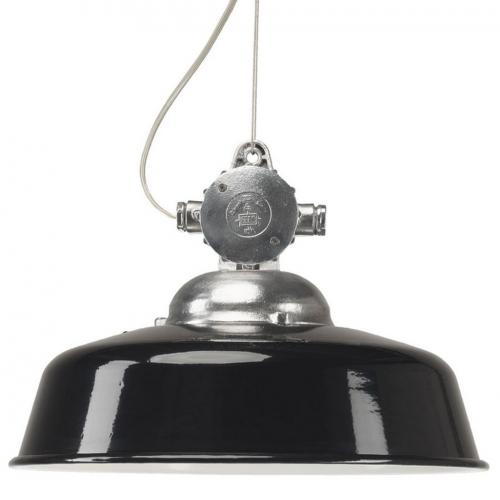 KS Verlichting Hanglamp industrie Detroit zwart KS 6589 | 8714732658904