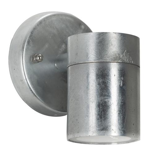 KS Verlichting Muurspot Downlighter verzinkt 7481 | 8714732748100