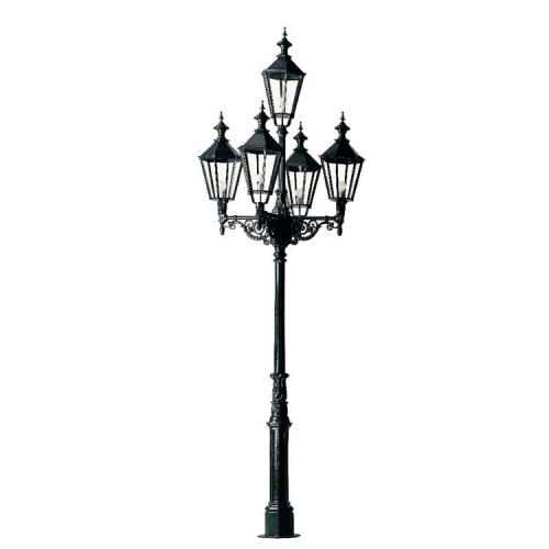KS Verlichting Nostalgische lantaarn London 5-lichts 401 | 8714732040105