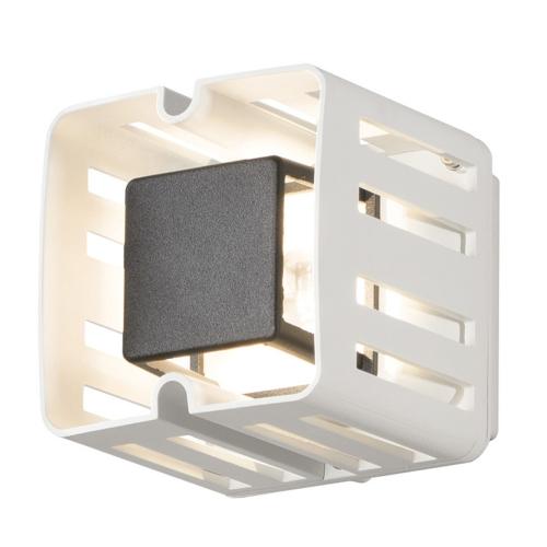 KonstSmide Ultra design buitenlamp Pescara wit 7978-250 | 7318307978254