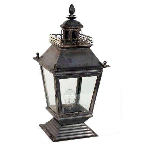 Limehouse Landelijk buitenlamp Chateau Gate handgemaakt 501   8716803506992