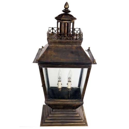 Limehouse Landelijk buitenlamp Large Chateau Gate handgemaakt 501A | 8716803507005