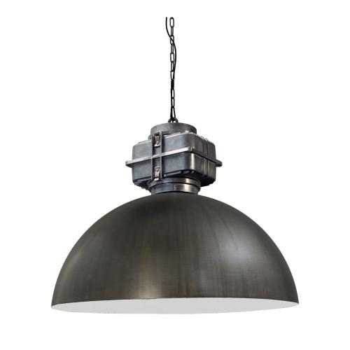 Masterlight Gunmetal industrie hanglamp Industria 80 2201-30-06-BL   8718121122953
