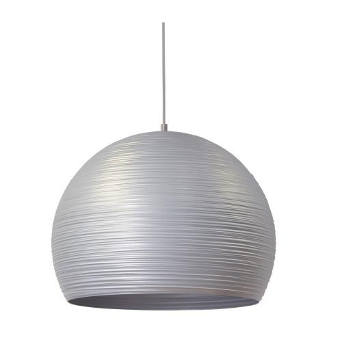 Masterlight Leuk hanglampje Concepto 20 zilvergrijs 2810-37   8718121094410