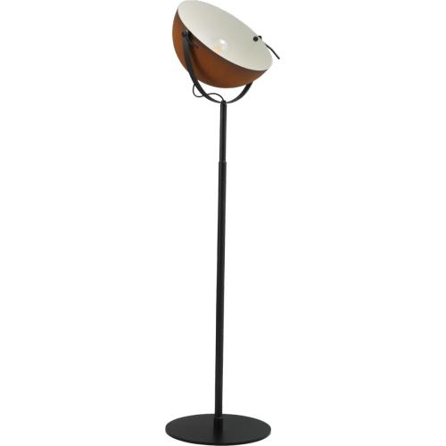 Masterlight Roestbruine vloerlamp Larino 1104-25-06 | 8718121154688
