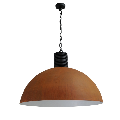 Masterlight Roestige industrie hanglamp Industria 80 2201-25-06-R-K | 8718121141602