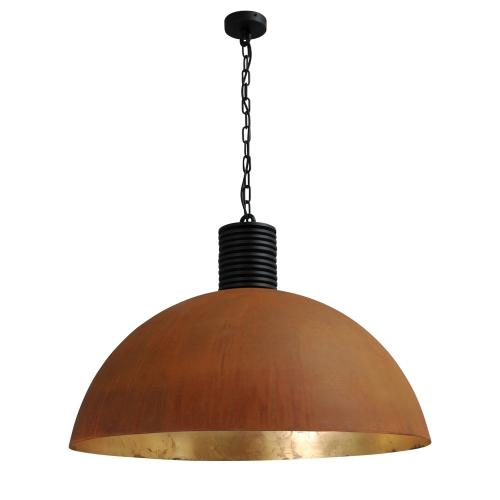 Masterlight Stoere hanglamp roest Industria 80 2201-25-08-R-K | 8718121138961