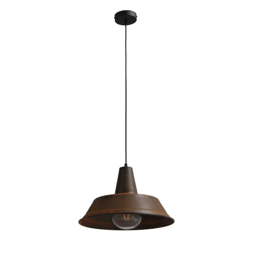 Masterlight Stoere roest hanglamp Industria 35 2546-25-10-S | 8718121133805