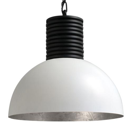 Masterlight Stoere witte hanglamp Industria 2198-06-37-R-K | 8718121180427