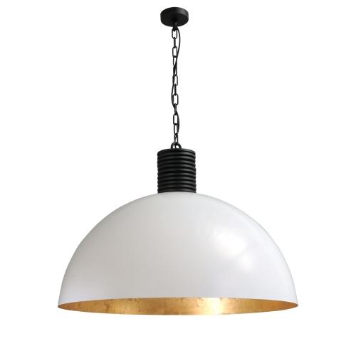 Masterlight Stoere witte hanglamp Industria 2201-06-08-R-K | 8718121182827
