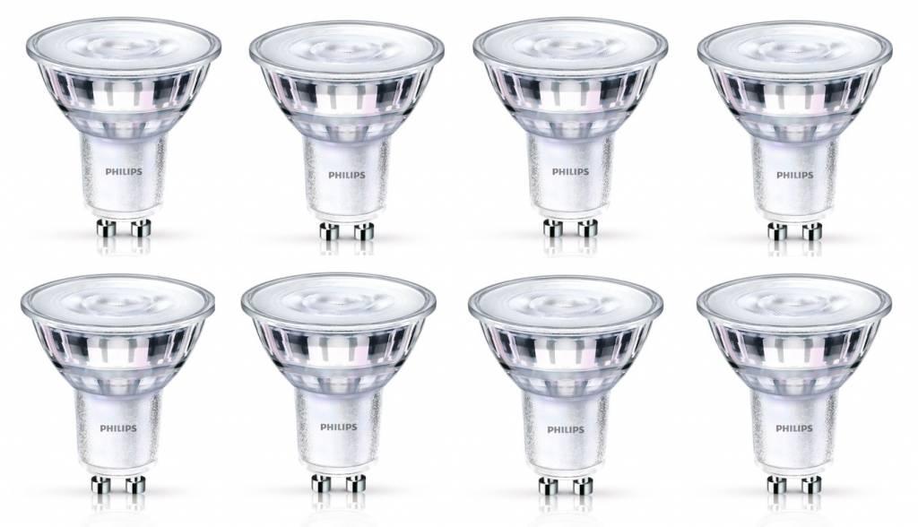 Philips GU10 5.5Watt LED-lamp 8 Stuks | Philips | 7109614208666