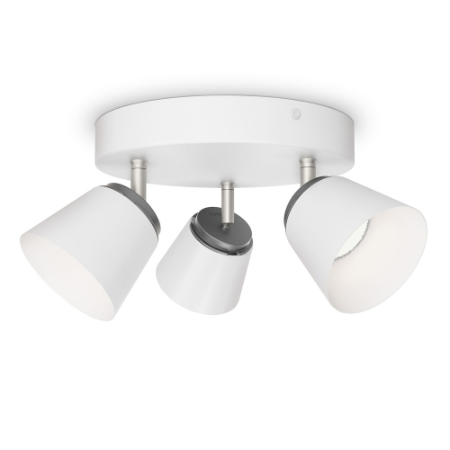 Philips Plafondlamp richtbaar Dender led 533433116 | 8718696125472