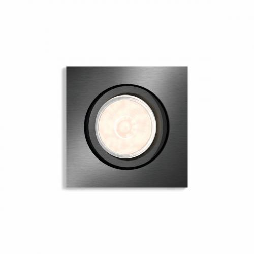Philips Richtbare inbouwspot Donegal 5040199PN | 8718696161005