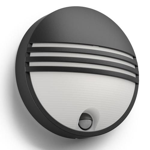 Philips Ronde muurlamp Yarrow sensor 172973016 | 8718696131626