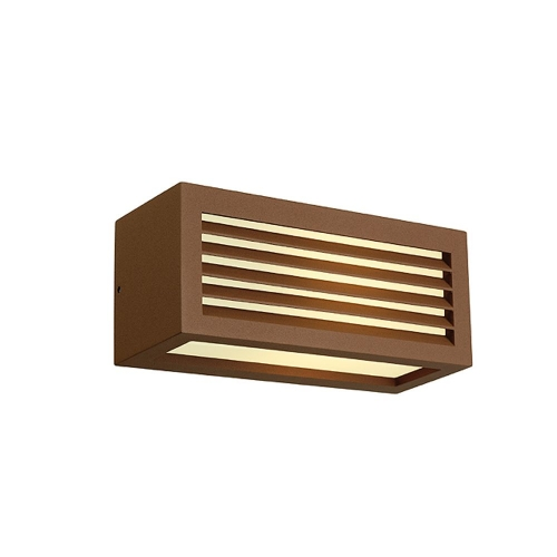 SLV – verlichting Buitenlamp Box L E27 232497 | 4024163129381