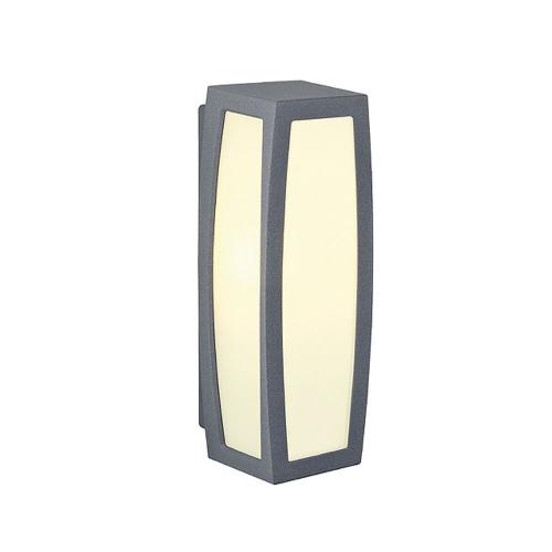 SLV – verlichting Buitenlamp Meridian Box met bewegingsdetector SLV. 230085 | 4024163136150