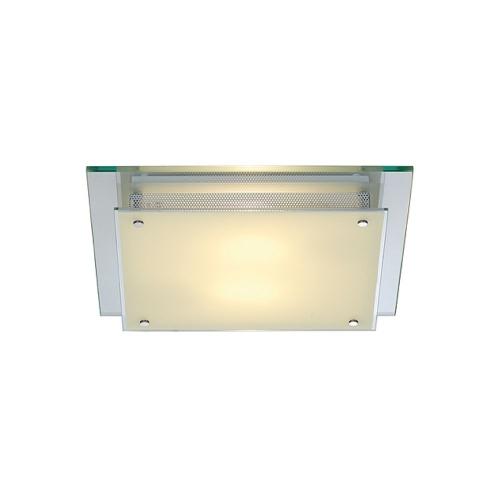 SLV – verlichting Design lamp Glassa Square E27 155180 | 4024163121132