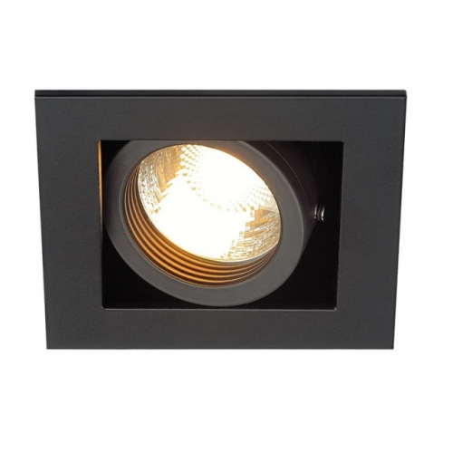 SLV – verlichting Inbouwspot Kadux 1 GU10 115510 | 4024163151467