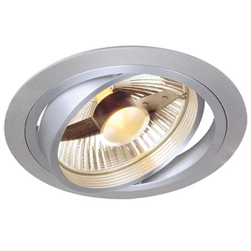 SLV – verlichting Inbouwspot New Tria ES111 Round 111380 | 4024163111560