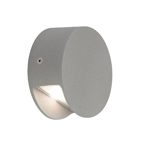 SLV – verlichting Ronde buitenlamp Pema led wandarmatuur 231012 | 4024163004589