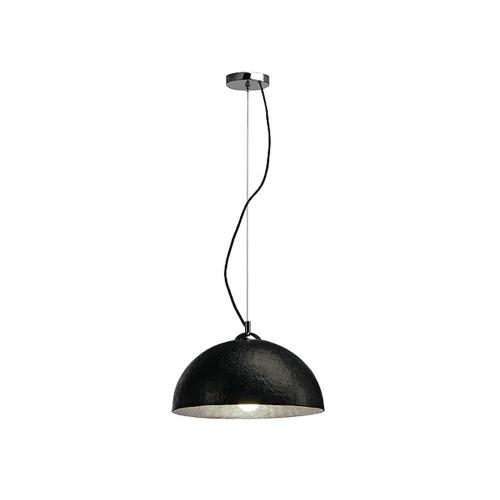 SLV – verlichting Trendy hanglamp Forchini PD-2 zwart SLV. 155500 | 4024163094092