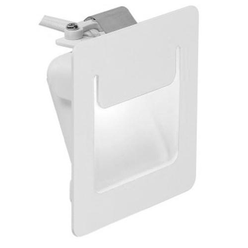 SLV – verlichting Vierkante inbouwlamp Downunder Pur 151950   4024163134804