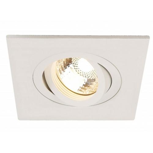SLV – verlichting Vierkante inbouwspot New Tria GU10 XL 113451 | 4024163147675