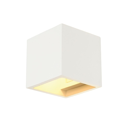 SLV – verlichting Wandlamp Plastra Cube 148018   4024163143516