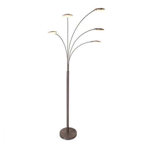 Steinhauer Prachtige vloerlamp Mexlite 1327ST | 8712746114799