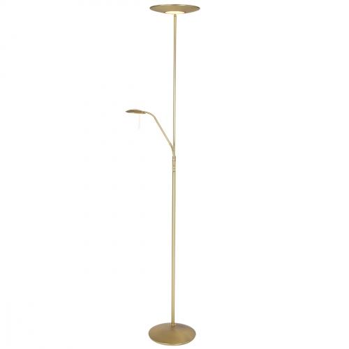 Steinhauer Staande leeslamp Zenith 7972ME | 8712746122817