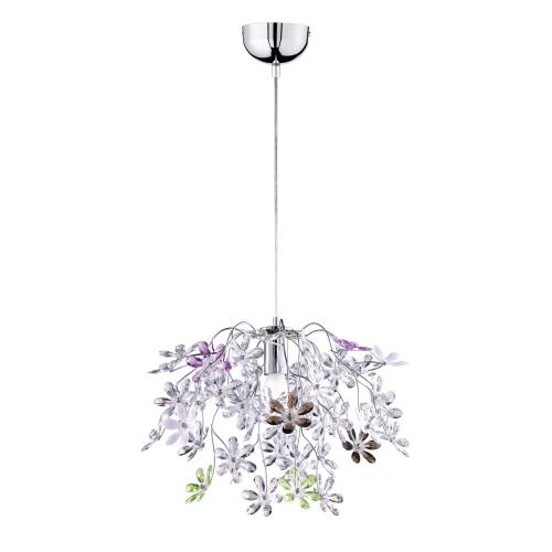 Trio international Creatieve bloemen hanglamp Flower R10011017 | 4017807299885