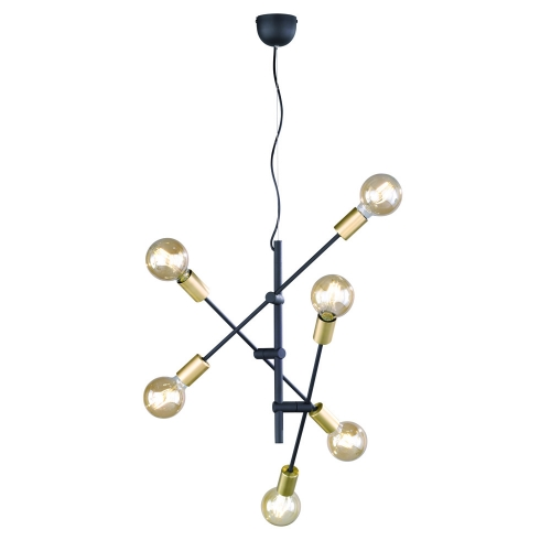 Trio international Decoratieve hanglamp Cross 306700632 | 4017807364392