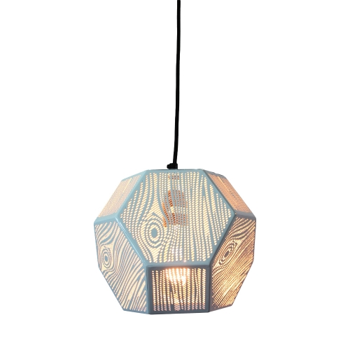 Urban Interiors Oosterse hanglamp Edgy AI-PL-004W   8718868314673