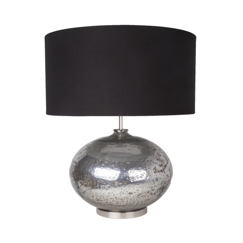 Van De Heg Tafellamp Marmore Silver 2749102 | 8712684967303