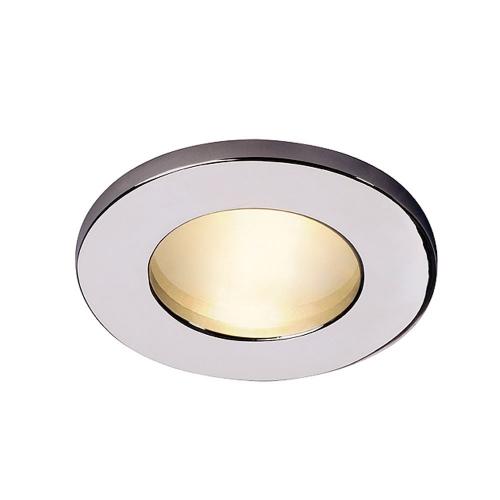 SLV – verlichting Inbouwspot Dolix Out GU10 Round voor buiten SLV. 1001166 | 4024163194839