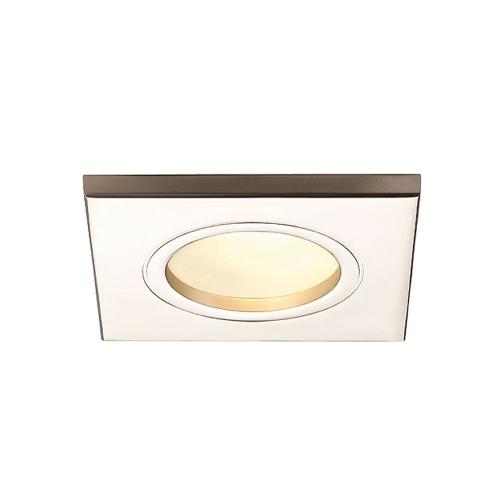 SLV – verlichting Inbouwspot Dolix Out GU10 Square voor buiten SLV. 1001172 | 4024163194891