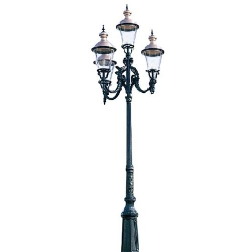 KS Verlichting Buitenlantaarn Toronto 4-lichts 408 | 8714732040808