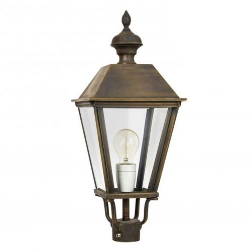 KS Verlichting Nostalgische koperen lamp Purmerend M 1466 | 8714732146609