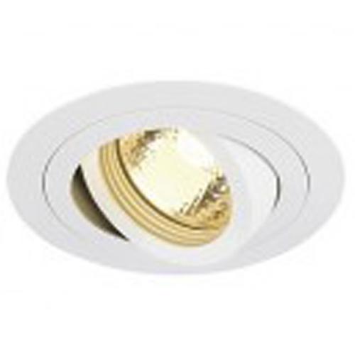 SLV – verlichting Inbouwspot New Tria GU10 Round 111711 | 4024163138604