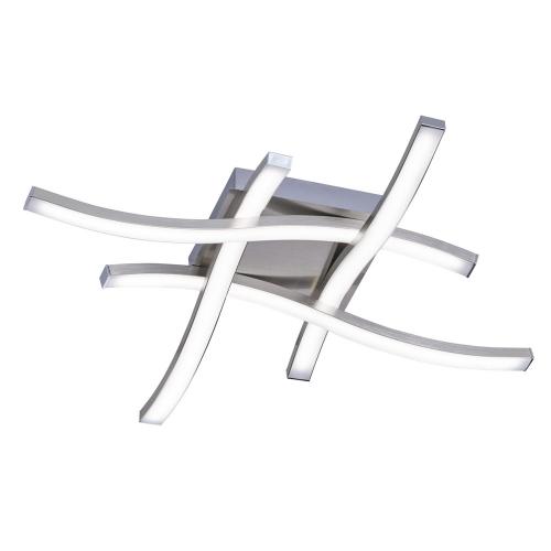 Trio international Design plafondlamp Route R62474107   4017807389340