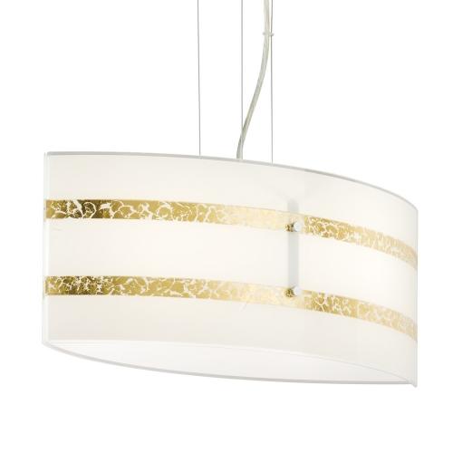 Trio international Hanglamp Nikosia 50 goud 308700279 | 4017807385380