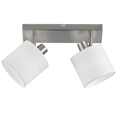 Trio international Plafondspot Tommy 2-lichts R80332001 | 4017807388930