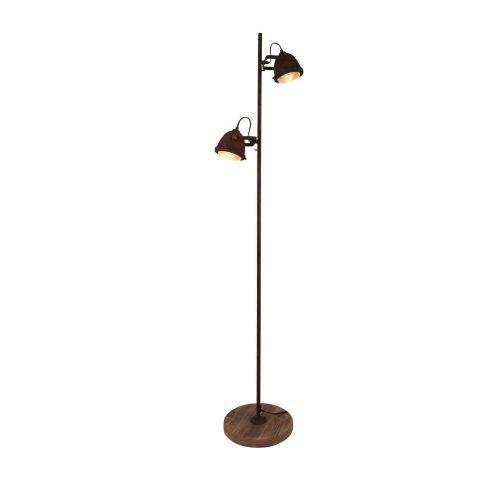Vloerlamp Woody Vintage Rusty |  | 8718444958505