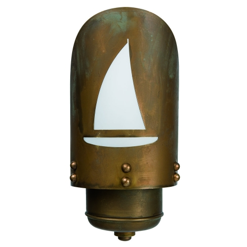 Franssen Wandlamp Maritiem boot 231823 | 8021035005596